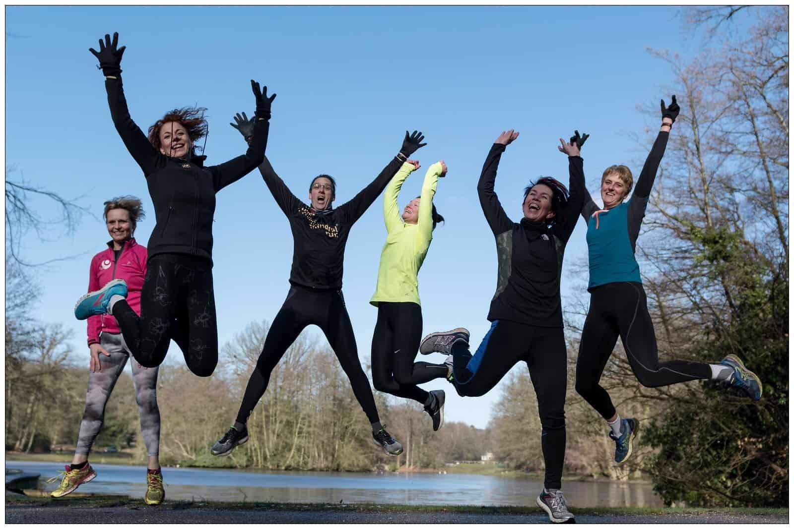 5-weekse Mindful Run cursus nu in Hoofddorp