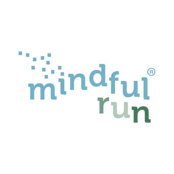 Mindful Run logo Flow Development
